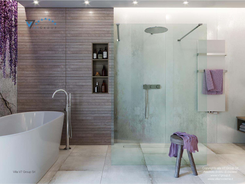 Immagine Villa V30 (progetto originale) - interno 15 - bagno