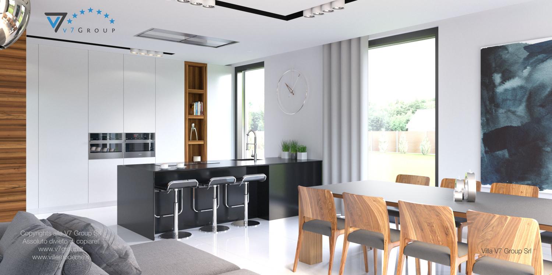Immagine Villa V30 (progetto originale) - interno 7 - cucina