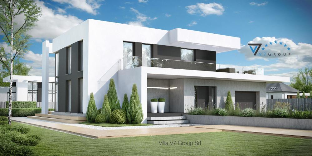 Immagine Villa V35 (progetto originale) - la presentazione di Villa V34