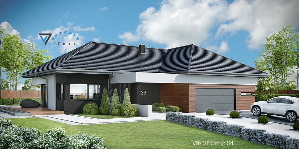 Immagine Villa V35 (progetto originale) - la presentazione di Villa V36