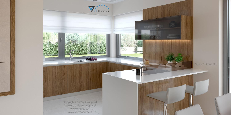 Immagine Villa V36 (progetto originale) - interno 10 - cucina