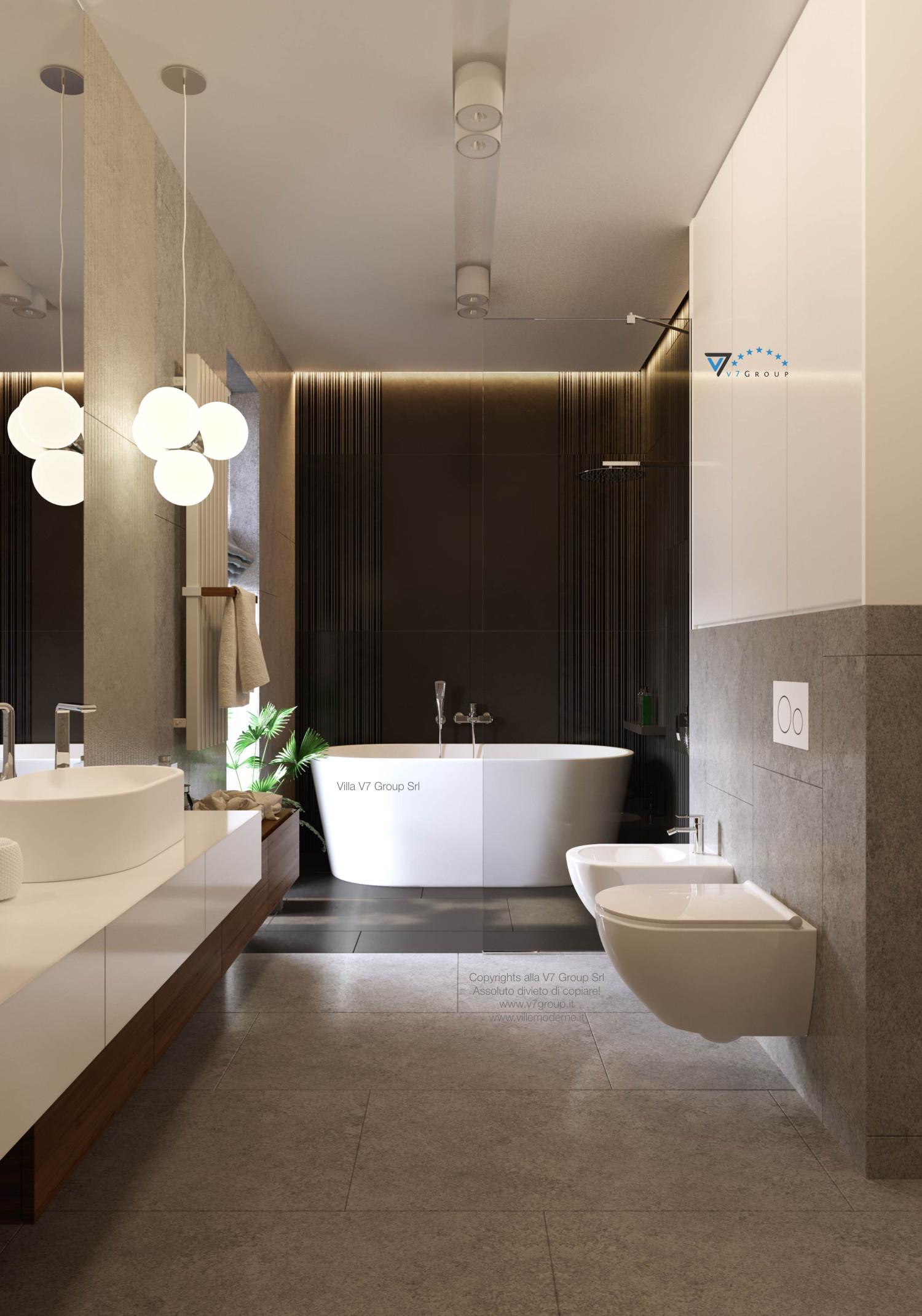 Immagine Villa V36 (progetto originale) - interno 12 - bagno