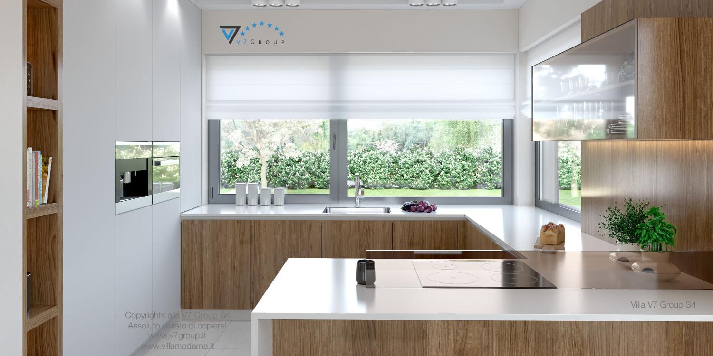 Immagine Villa V36 (progetto originale) - interno 9 - cucina