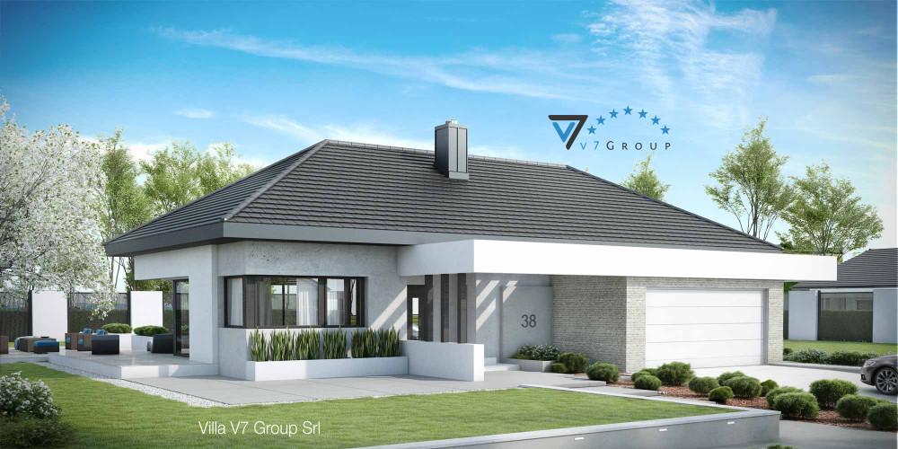 Immagine Villa V37 (progetto originale) - la presentazione di Villa V38