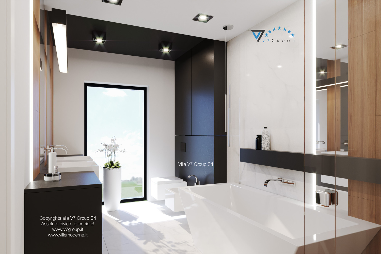 Immagine Villa V37 (progetto originale) - vasca da bagno