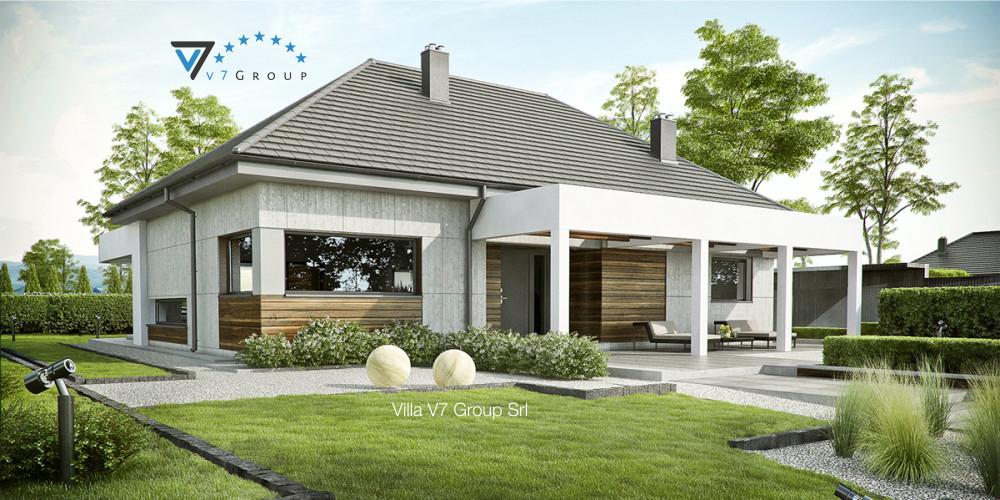 Immagine Villa V38 (progetto originale) - la presentazione di Villa V39