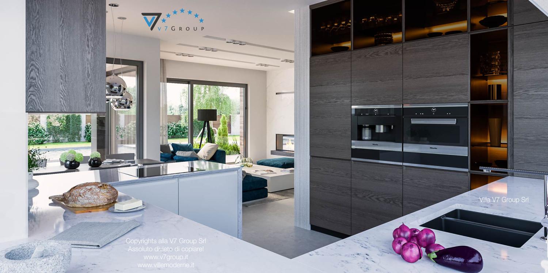 Immagine Villa V38 (progetto originale) - interno 10 - cucina