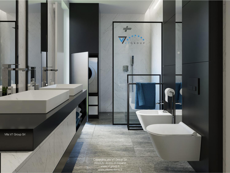 Immagine Villa V38 (progetto originale) - interno 15 - bagno