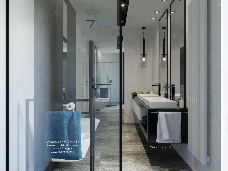 Immagine Villa V38 (progetto originale) - interno 16 - bagno