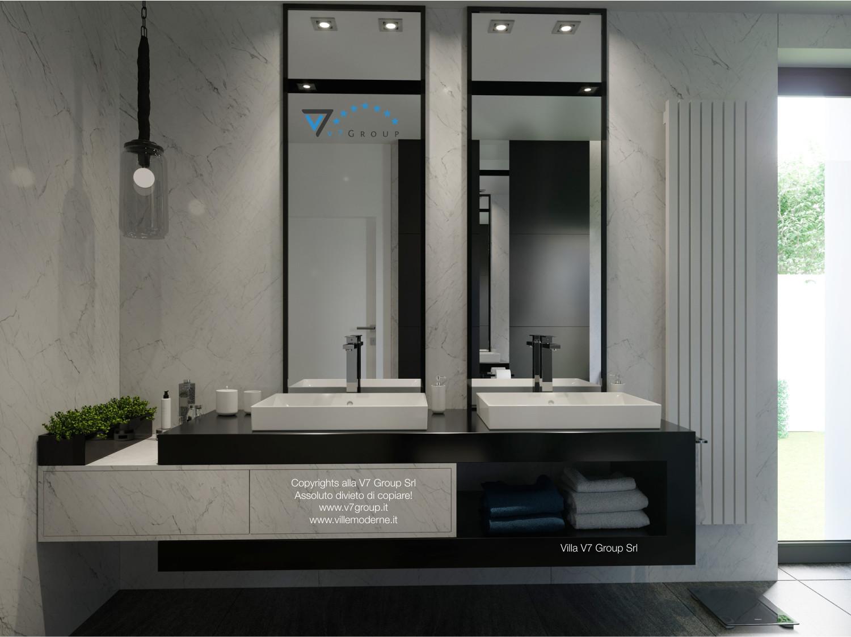 Immagine Villa V38 (progetto originale) - interno 17 - bagno