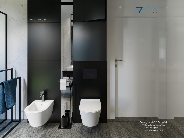 Immagine Villa V38 (progetto originale) - interno 18 - bagno