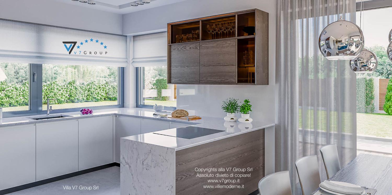 Immagine Villa V38 (progetto originale) - interno 7 - cucina