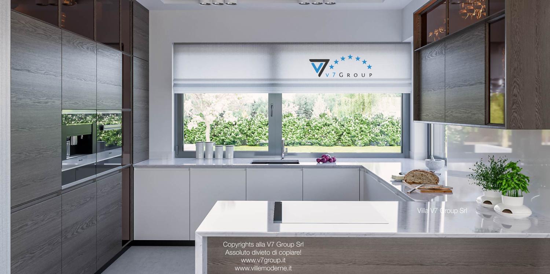 Immagine Villa V38 (progetto originale) - interno 8 - cucina