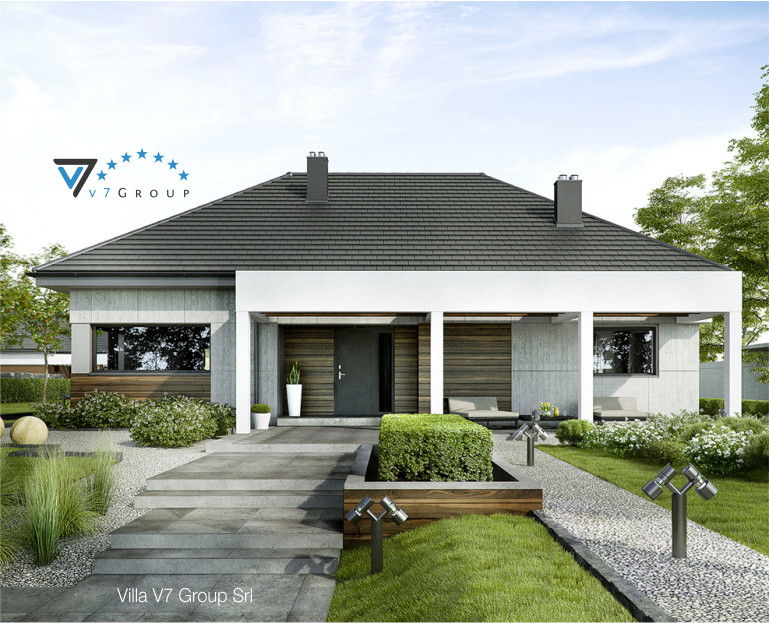 Immagine Villa V39 (progetto originale) - baner piccolo