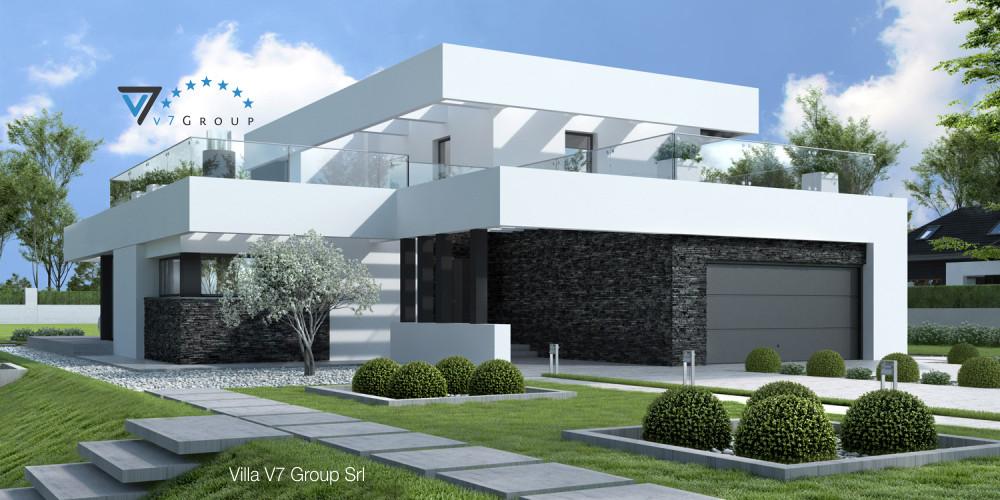 Immagine Villa V40 (progetto originale) - la presentazione di Villa V41