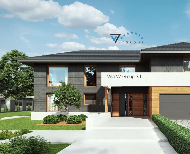 Immagine Villa V40 (progetto originale) - baner piccolo