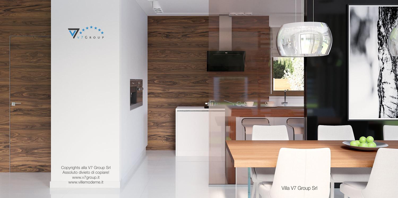 Immagine Villa V7 - interno 1 - corridoio