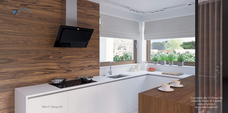 Immagine Villa V7 - interno 9 - cucina