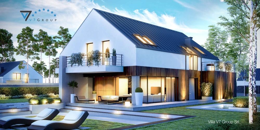 Immagine Villa V9 (progetto originale) - La presentazione di Villa V10