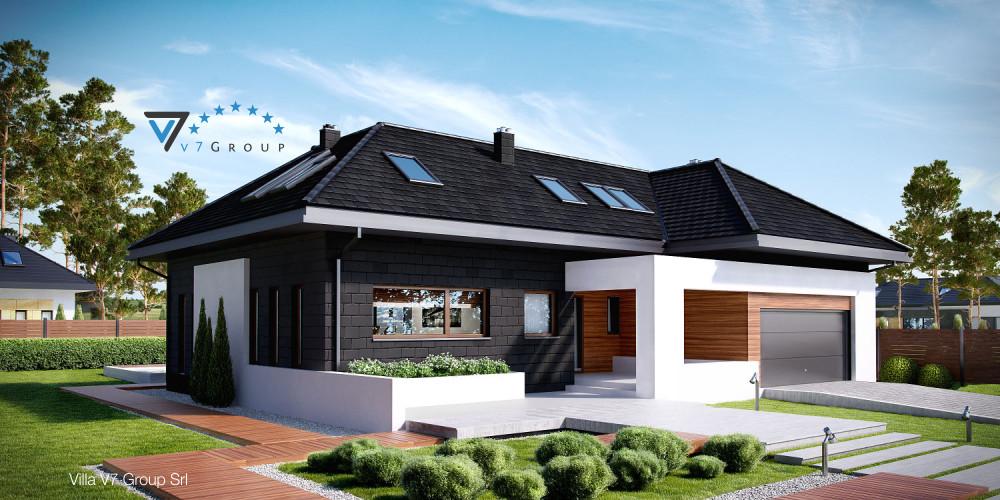 Immagine Villa V13 (progetto originale) - la presentazione di Villa V13 (B)