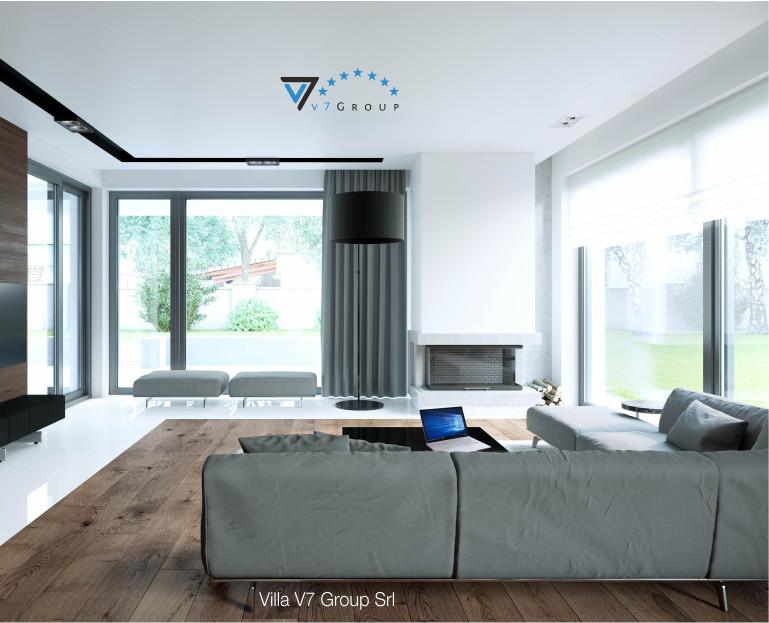 Immagine Costruisci con Noi Villa V1 Energo - ampio soggiorno