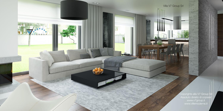 Immagine Villa V1 (progetto originale) - interno 1