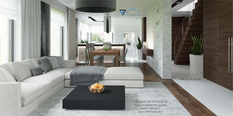 Immagine Villa V1 (progetto originale) - interno 2