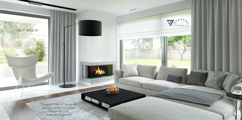 Immagine Villa V1 (progetto originale) - interno 3