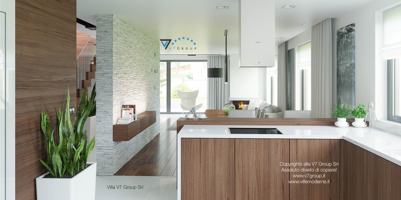 Immagine Villa V1 (progetto originale) - interno 5