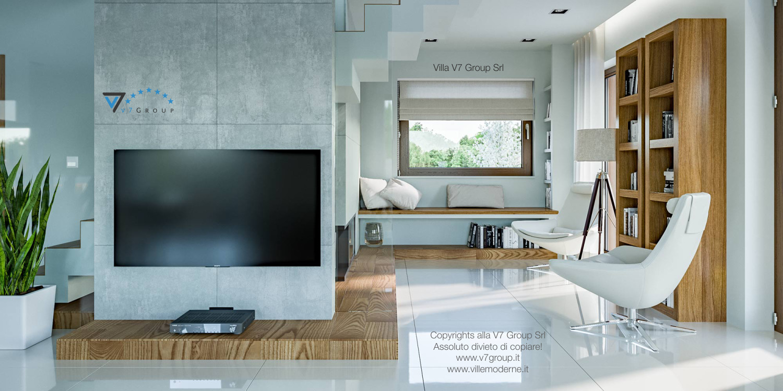 Immagine Villa V3 (progetto originale) - interno 7 - tv