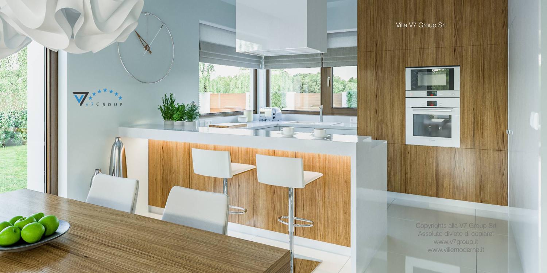 Immagine Villa V3 (progetto originale) - interno 9 - cucina