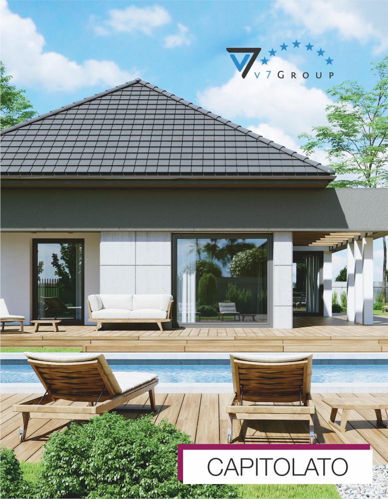 Immagine Capitolato - presentazione dell'anteprima con una casa