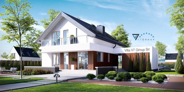 Immagine Nostre Ville - la parte giardino di Villa V3