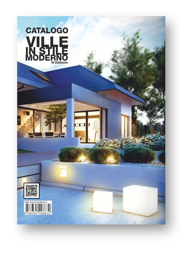 Prodotto ville in stile moderno rivista di v7 group srl for Ville stile moderno