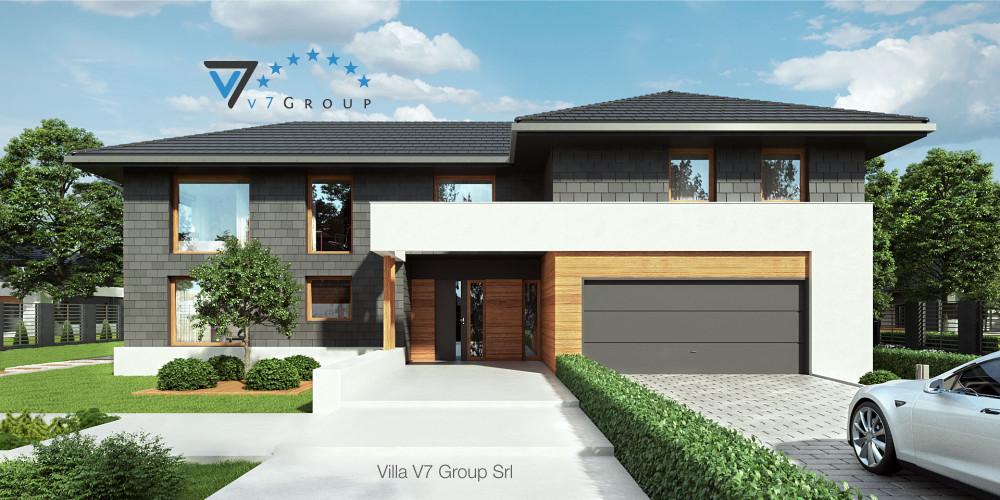 Immagine Villa V41 (progetto originale) - la presentazione di Villa V40