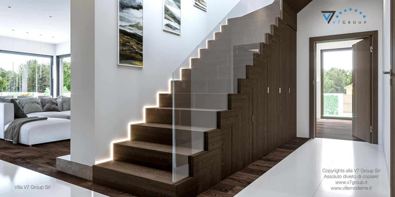 Immagine Villa V41 (progetto originale) - interno 6 - scale