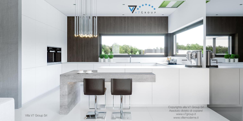 Immagine Villa V41 (progetto originale) - interno 7 - cucina