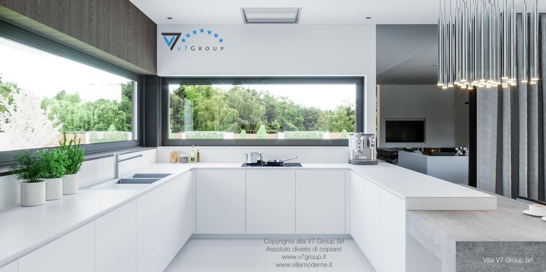 Immagine Villa V41 (progetto originale) - interno 8 - cucina