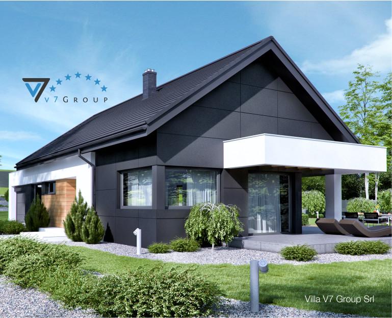 Immagine Villa V44 (G1) - vista laterale piccola
