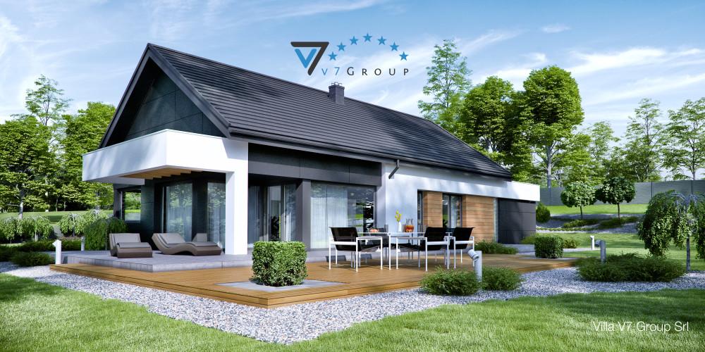 Immagine Villa V44 (progetto originale) - la presentazione di Villa V44 (G1)