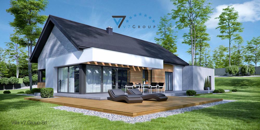 Immagine Villa V45 (progetto originale) - la presentazione di Villa V45 (G2)