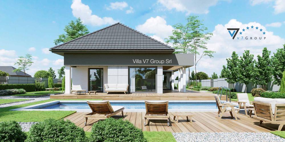 Immagine Villaggio Moderno - vista Villa V46