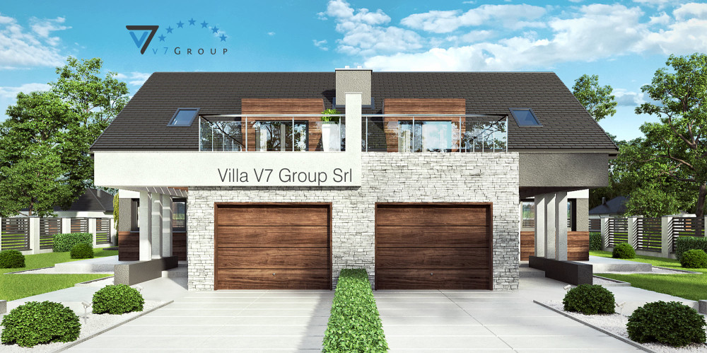 Immagine Villa V46 - la presentazione di Villa V47 (B)