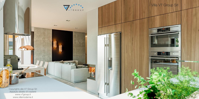 Immagine Villa V46 (progetto originale) - interno 11 - cucina