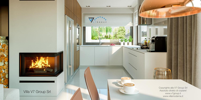 Immagine Villa V46 (progetto originale) - interno 7 - cucina