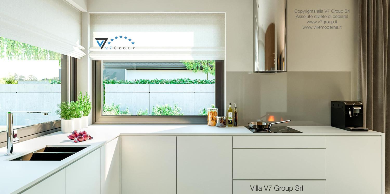Immagine Villa V46 (progetto originale) - interno 9 - cucina