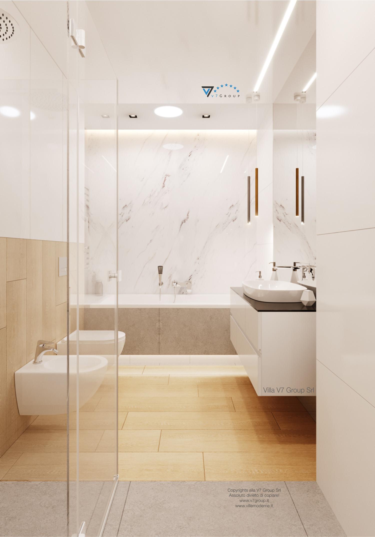 Immagine Villa V47 (B) - il design del bagno