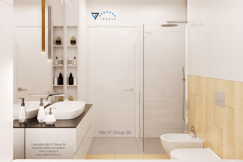 Immagine Villa V47 (B) - la porta del bagno