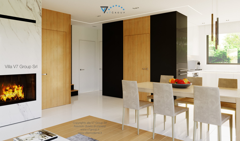 Immagine Villa V47 (B) - il corridoio interno