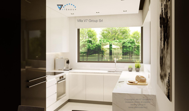 Immagine Villa V47 (B) - il design della cucina
